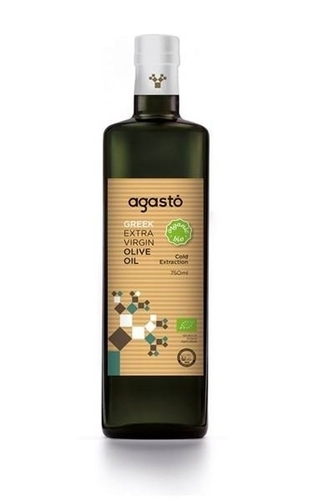 Agasto Extra Virgin Olive Oil BIO (750ml)