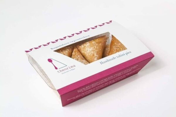 Handmade Tahini Pies