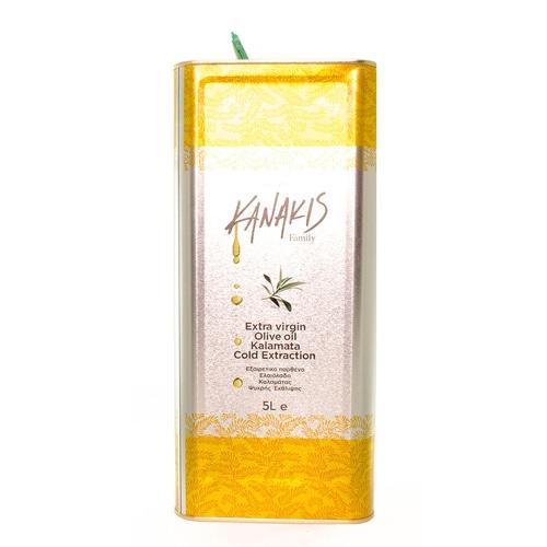 Kalamata PDO olive oil Kanakis
