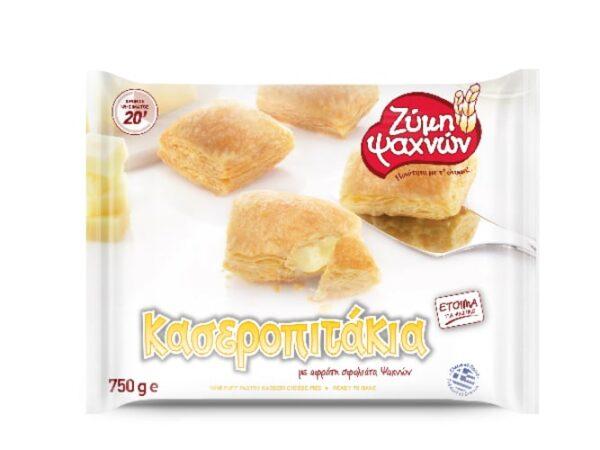 Kaseri cheese mini pies
