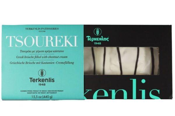 Terkenlis-Tsoureki Chestnut Cream