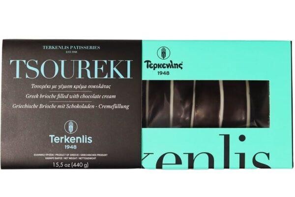 Terkenlis-Tsoureki Chocolate Cream