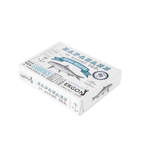 Aegean sea sardines in oil-Ergon
