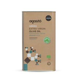 Agasto Extra Virgin Olive Oil BIO