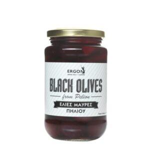 Black olives-Ergon