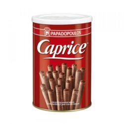 Caprice wafer rolls