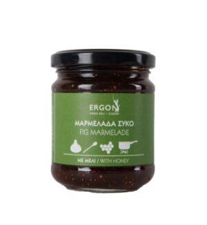 Fig marmalade with honey-Ergon