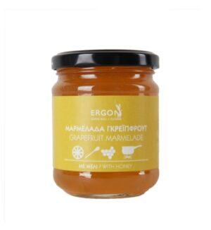 Grapefruit marmalade with honey-Ergon