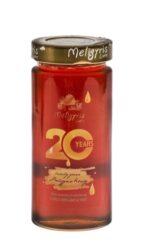 Greek wild oregano and mint honey from Crete-Meligyris