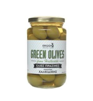 Green olives-Ergon