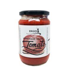 Homemade Greek tomato sauce-Ergon
