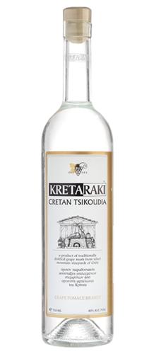 Kretaraki Tsikoudia-DS Distillers