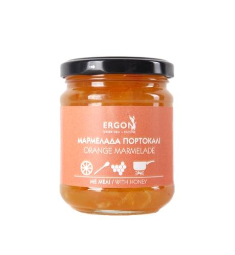 Orange marmalade with honey-Ergon