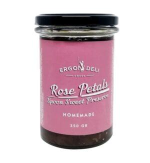 Rose petals preserve-Ergon