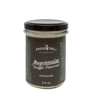 Truffle-flavored mayonnaise-Ergon