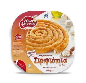Twisted cheese pie-Zymi Psahnon